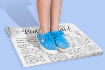Zeitungstanz — Spielbeschreibung