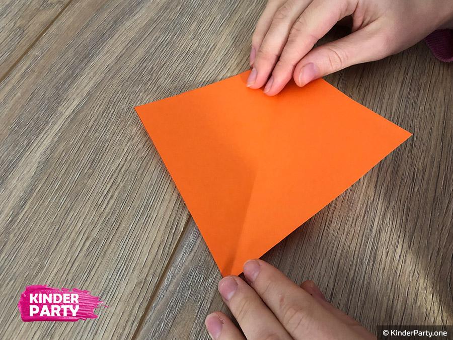 Fische Basteln Aus Papier Einfache Diy Für Kinder